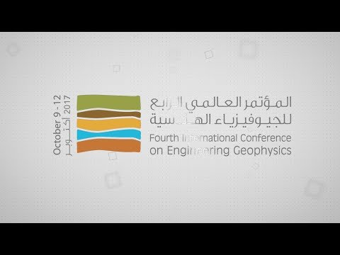 Fourth International Conference on Engineering Geophysics