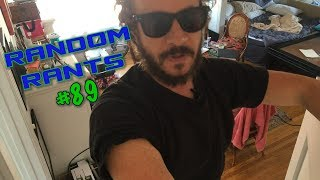 """Pauly Shore's Random Rants - 89 """"Timing is Off at the Fourplex/Ranting About Social Media"""""""