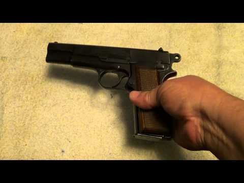 FN Hi-Power (Browning) 9mm WWII from YouTube · Duration:  11 minutes 57 seconds