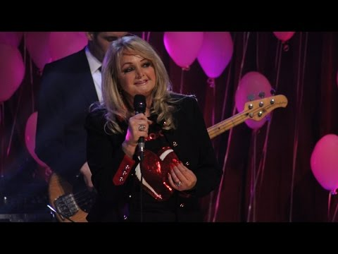 Bonnie Tyler - Total Eclipse Of The Heart   The Late Late Show   RTÉ One
