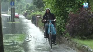 Wateroverlast in Deurne