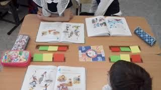 Фрагмент урока окружающего мира в 1а классе МАОУ СОШ №5 г. Ишима