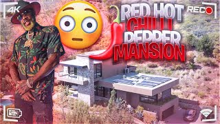 "BUYING flea FROM 'red hot chili peppers"" $8,000,000 MANSION ???!"
