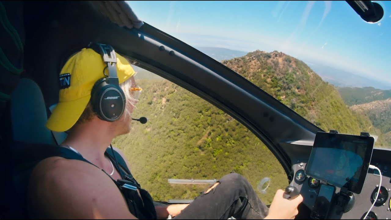 WINGMAN - Actual Crash Land Footage
