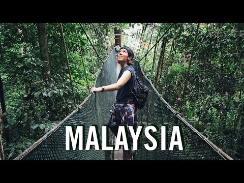 TOP THINGS TO DO IN MALAYSIA!