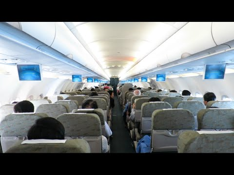VIETNAM AIRLINES A321 ECONOMY CLASS VN650 SINGAPORE - HO CHI MINH