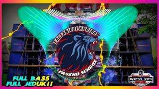 Dj Tripo Anthem yang digunakan FASKHO SENGOX Karnaval Ringinanom blitar.