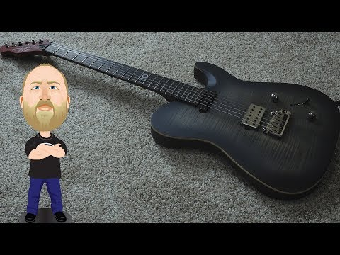 Chapman Guitars ML3 BEA - Demo