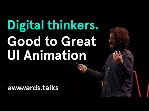 Practical Tips for Great UI Animation | Pablo Stanley | Design Lead InVision Studio Platform