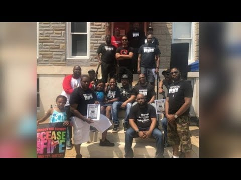 Baltimore Ceasefire 365: The Brothers' Bond