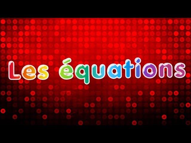 Carré, triangle, périmètre et équations : EXERCICES CORRIGÉS MATHS
