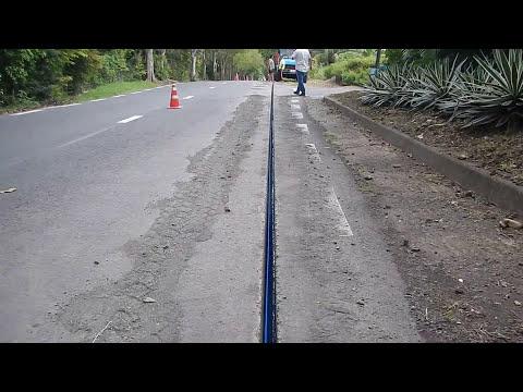 Fiber Nastro Isole Mauritius gennaio 2018