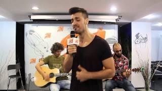 Liviu Teodorescu -  COVER Take me to church by Hozier (LIVE @ RADIO 21)