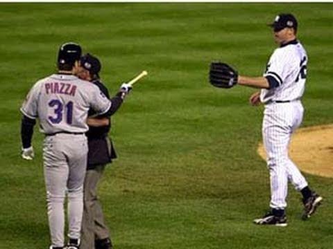 2000 World Series, Game 2: Mets @ Yankees