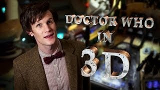 Doctor Who: The Eleventh Hour - 2D to 3D Conversion