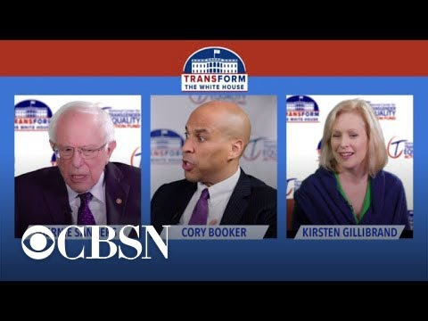 Transgender issues: Where the 2020 Democratic presidential candidates stand