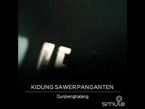 Kidung sawer panganten