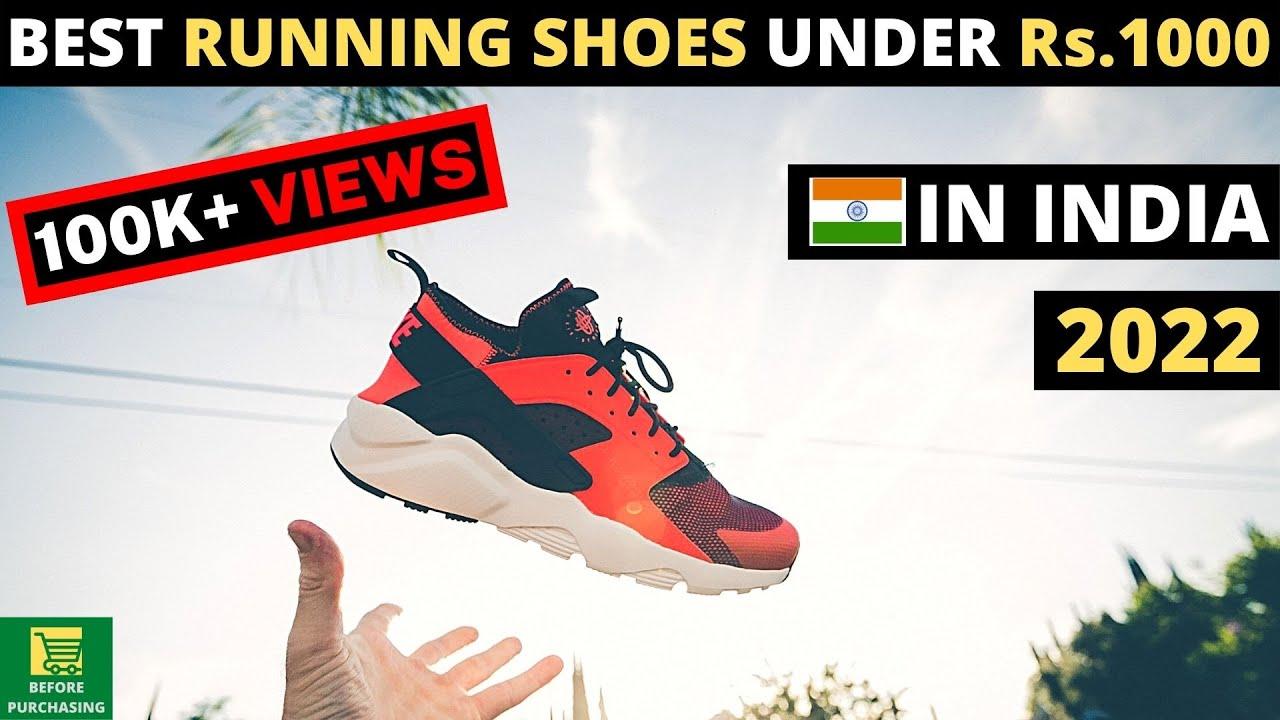 Best Running Shoes Under Rs 1000 | best