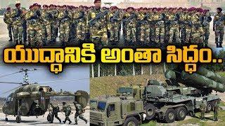 యుద్ధానికి అంతా సిద్ధం..  Indian Army Attack on Terrorist   Scenes 2019   Volga Videos