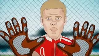 Как Путин сборную по футболу наказал