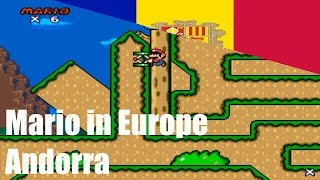 Mario in Europe: Andorra