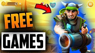Top 12 Best Free Android Games 2018 (June)!!