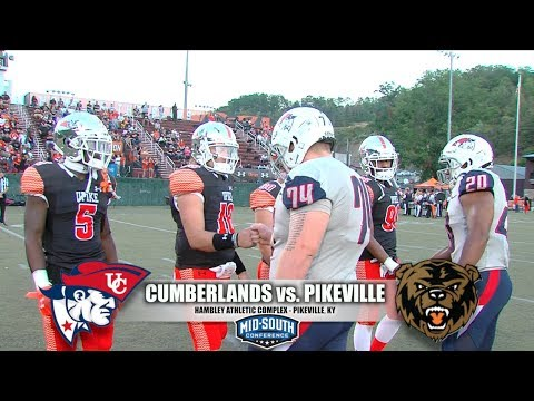 University of the Cumberlands - Football vs. University of Pikeville 2019