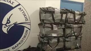 Kush janë 6 shqiptarët që u kapën sot me 50 milion euro kokainë. Kryetari 'tmerri' i policës greke