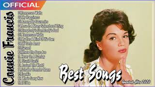 Connie Francis Greatest Hits Full Album - Best Songs Of Connie Francis Playlist