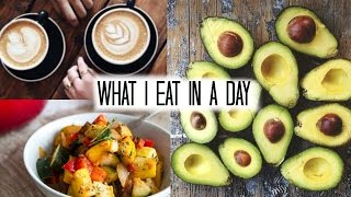 what i eat in a day at boarding school vegan