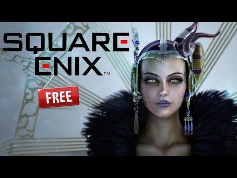 Best FREE Square Enix Android RPG Games 2017