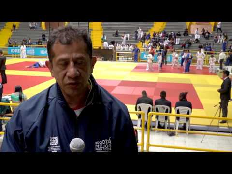 Práctica de Judo en el Tiempo Escolar Complementario