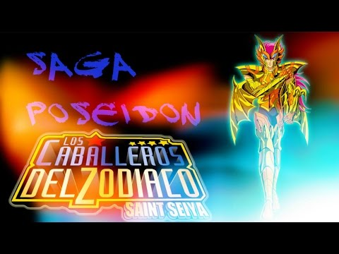 Saint Seiya Soul Of Gold(PS4) Eo de Escila (Español Latino) Poseidon #2