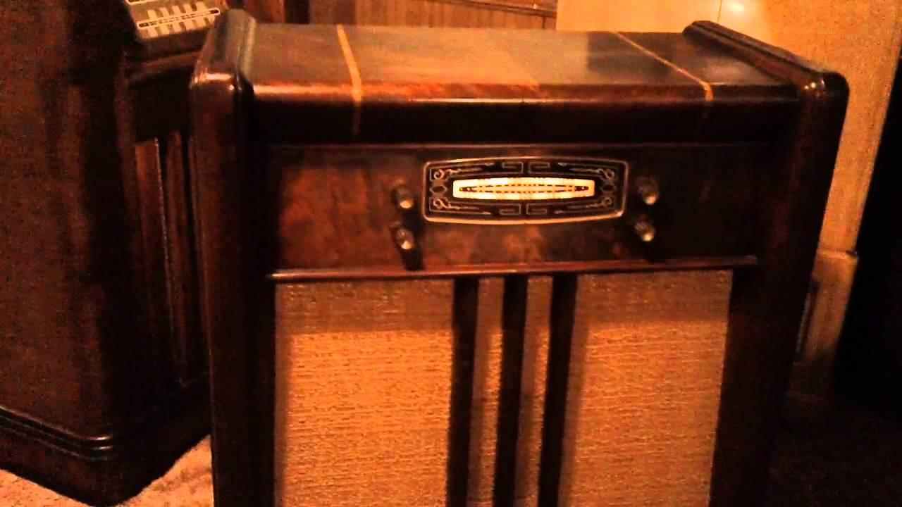 Philco 48 485 A Philco Console Radio From 1948