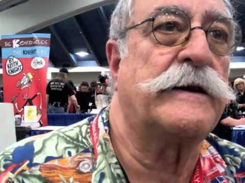 Sergio Aragones - Interview With MAD Magazine's Legend At WonderCon SF