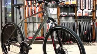 Specialized Crosstrail Disc Hybrid Bike 2017