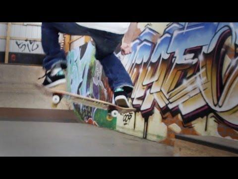 how-to-do-a-180-ollie-|-bam-skateboarding