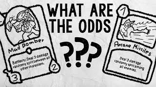 WHAT ARE THE ODDS??? - Arcane Missiles & Mad Bombers   Hearthstone   Education