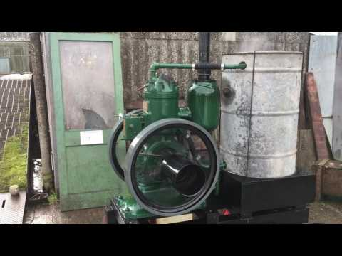 Petter S 2 stroke diesel Stationary Engine