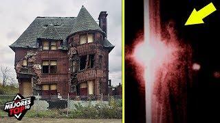 10 Casas Embrujadas Que No Querrás Visitar - Los mejores Top 10