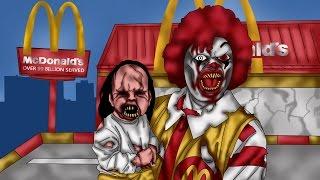 4 McDonald's Horror Stories