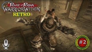 Ez régen is ilyen nehéz volt?! – Prince of Persia Warrior Within Longplay Végigjátszás #2 (HARD)