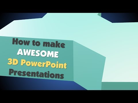 Create An Awesome 3D PowerPoint Presentation