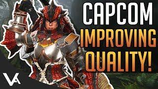 Capcom Improving Quality! Future Plans, Esports & Marvel Vs. Capcom Infinite's Bad Sales