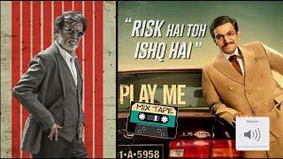 Scam 1992 Theme - Kabali Mashup | BGM edit | Rajinikanth | Composed by Achint