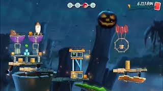 Angry Birds 2 - Level 294 - Boss Level (without gems/ohne Edelsteine)