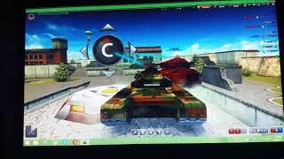 Продовжую грати гру танки онлайн