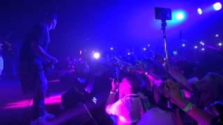Nicky Jam Ft De la Ghetto Si Tu No Estas Concierto En Toronto Canada 2015