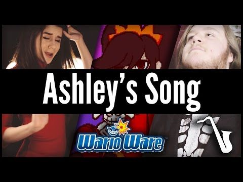 warioware:-ashley's-song---jazz-cover-||-insaneintherainmusic-(ft.-adrisaurus-&-thunderscott)