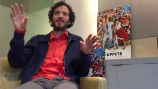 Slashfilm Interviews Bret McKenzie About THE MUPPETS, THE HOBBIT and the OSCARS